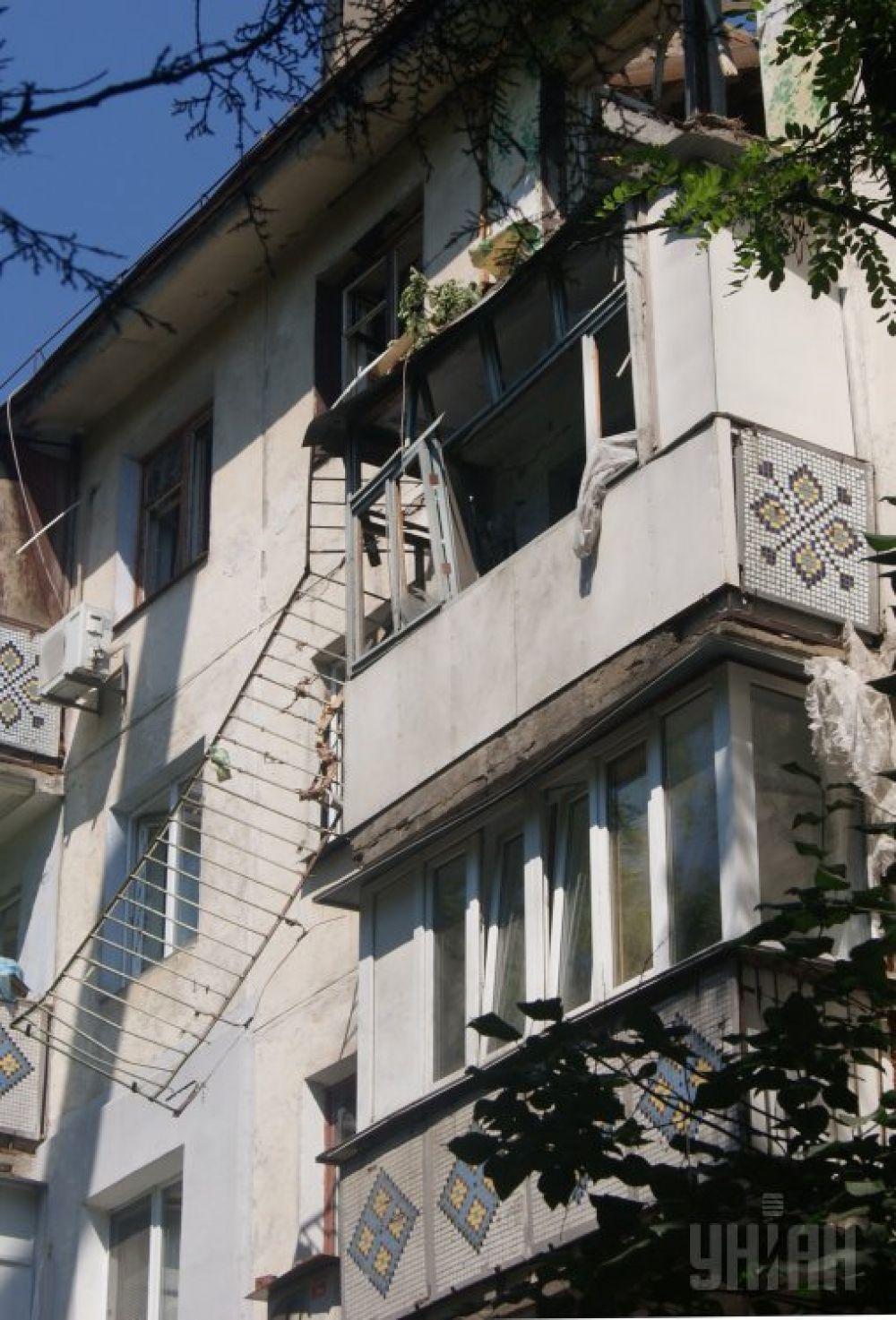 В квартире, где, произошел взрыв, работники ГСЧС нашли тело 50-летней женщины