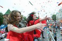 В 2014 году День города нижегородцы впервые отметят 12 июня