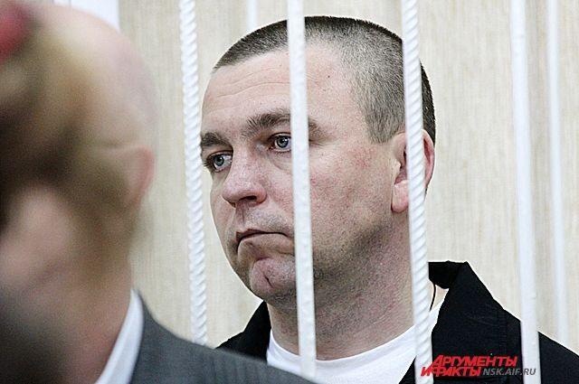 Алексей Мозго в день оглашения приговора.