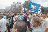 Люди не хотят войны, бегут от неё в Россию и очень ждут, когда Донбассу помогут остановить кровь и слёзы.