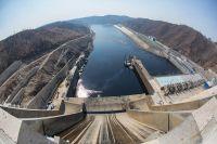 Бурейская ГЭС.