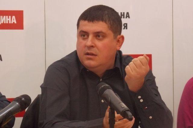 Максим Бурбаки, министр инфраструктуры Украины