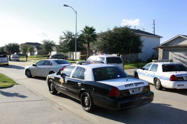 В сша полиция застрелила неизвестного