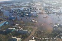 Сёла Пенжинского района оказались под водой