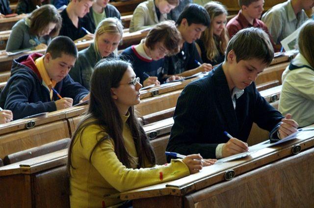 Баллы за экзамены нынче ниже.