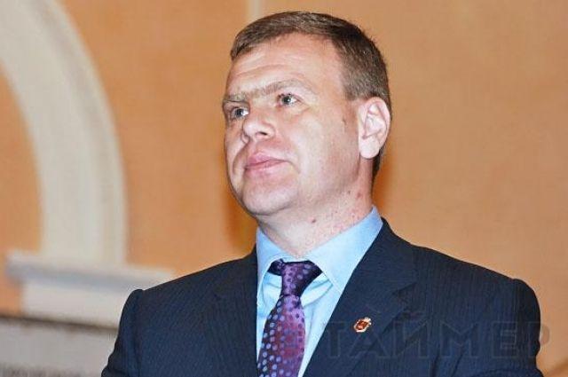 Сергей Подгайный, глава Государственного агентства автомобильных дорог Украины