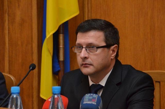 Александр Петик, экс-глава Кировоградской ОГА