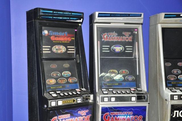 В Сысертском районе полицейские уничтожили 78 игровых автоматов