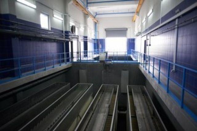 Воду в Екатеринбурге будут очищать с помощью угля