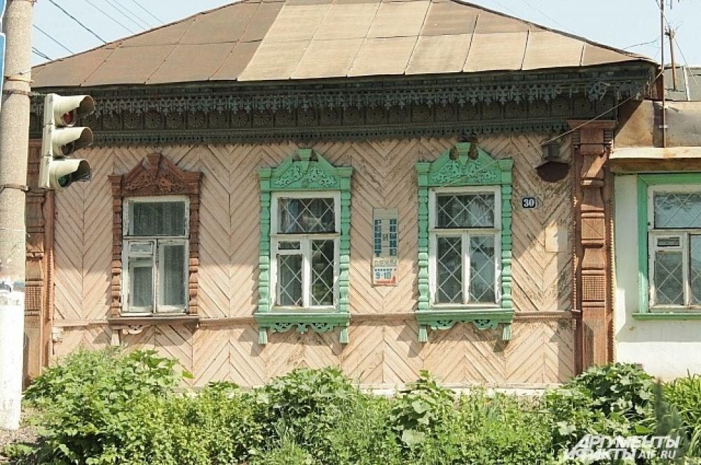 Улица Осташева, 30 (Демидовская плотина, 16)