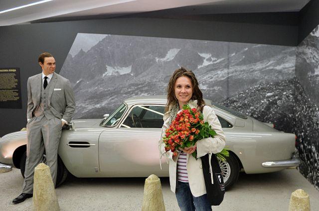 «Дизайн 007: Стилю Бонда 50 лет».
