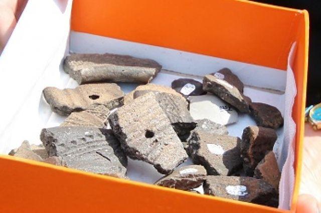 Археологи обнаружили в центре Челябинска артефакты X-XIII века до нашей эры