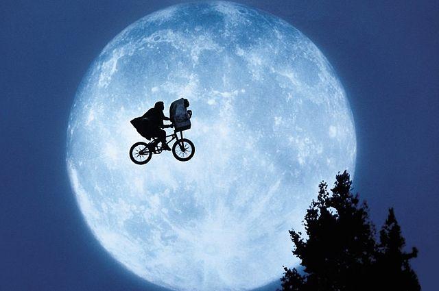 «Инопланетянин». 1982 год.