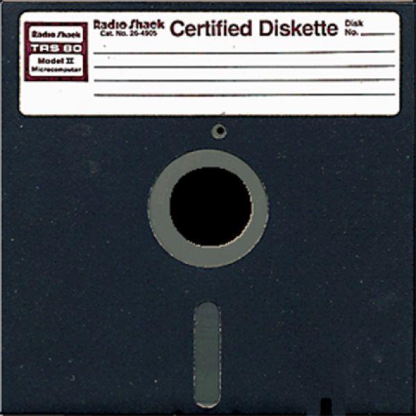 В 1971 году IBM после нескольких лет работы с новым интерфейсом хранения информации представила первую в мире дискету. В диаметре она имела 8 дюймов (200 мм), а прочесть её можно было с помощью дисковода. Позднее появились 5- и 3-дюймовые варианты, но с появлением flash-памяти дискеты ушли в прошлое.