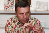 Журналист Леонид Парфенов.