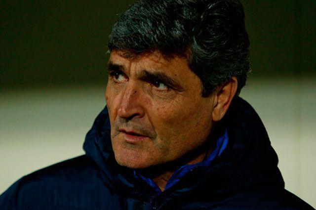 Хуанде Рамос, экс-главный тренер «Днепра»