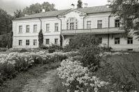 Музей-усадьба писателя Льва Толстого в Ясной Поляне. 1953 год.