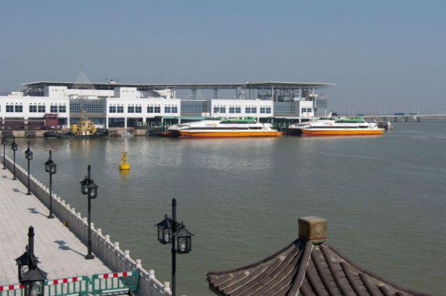 порт Макао (Китай)