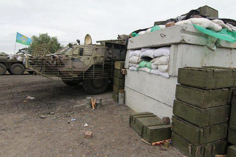 обернулась удивлением картинки военных блокпостов видно видео выше