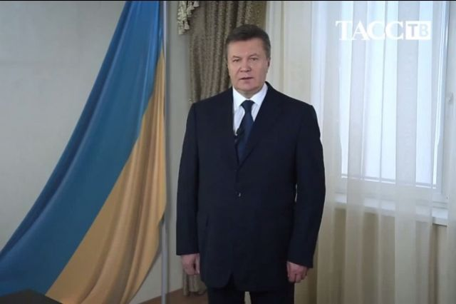 Виктор Янукович, четвертый президент Украины