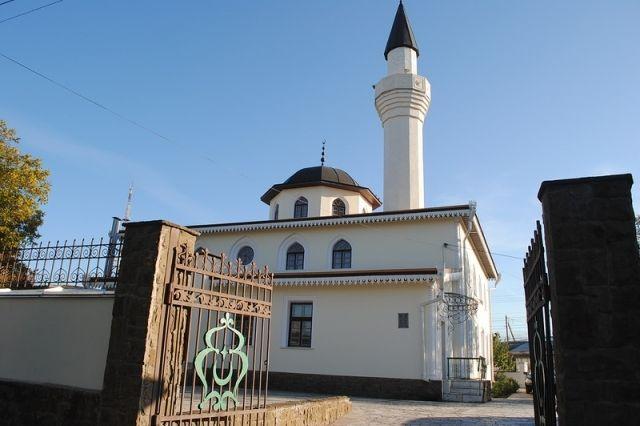 Мечеть в Симферополе