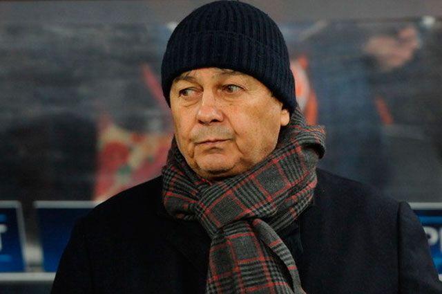 Мирча Луческе, главный тренер «Шахтера»