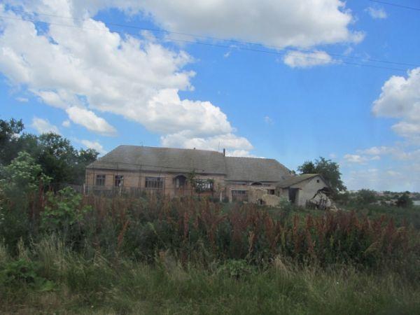 В Болграде много разрушенных домов