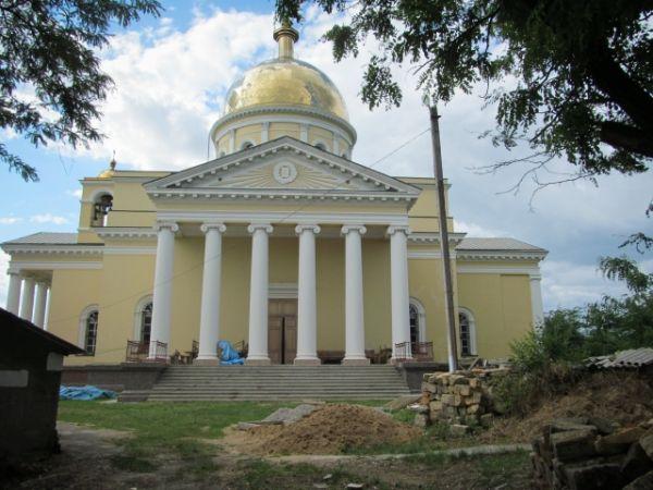 Спасо-Преображенский сбор в Болграде