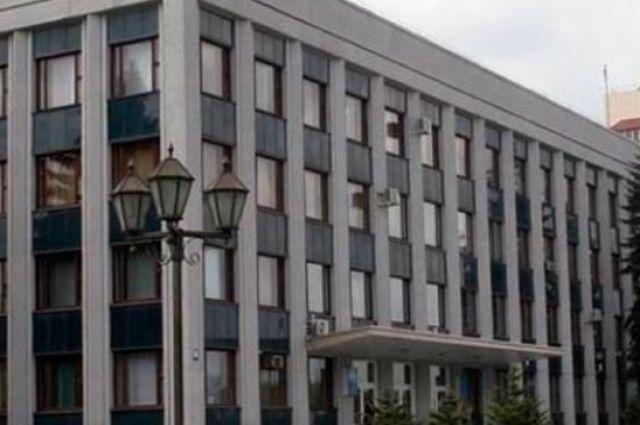 Луганский городской совет