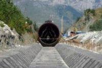 Магистральный водовод на Донбассе