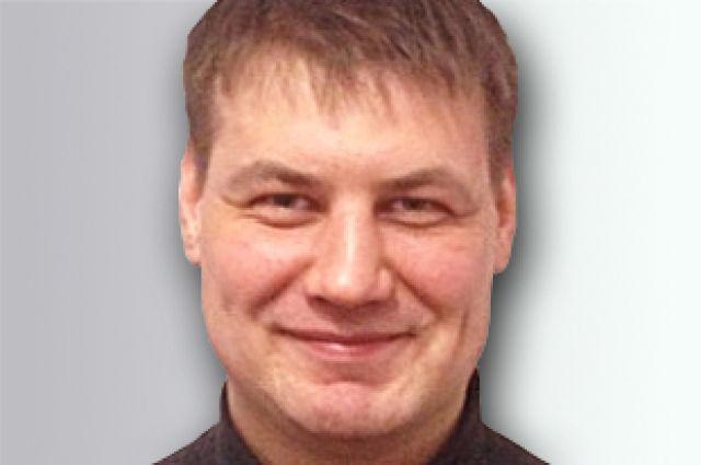 Денис Халаимов.