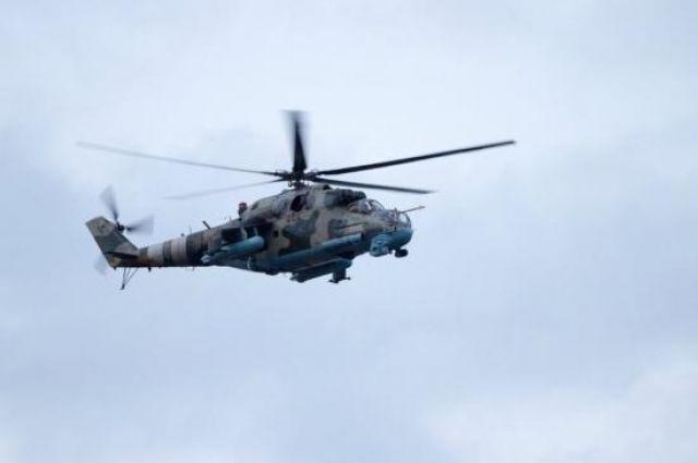 Военная техника украинских силовиков