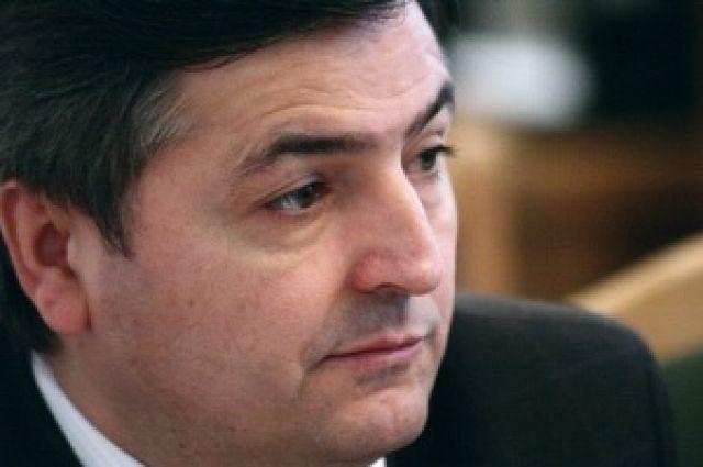 Первый заместитель губернатора Омской области Юрий Гамбург.