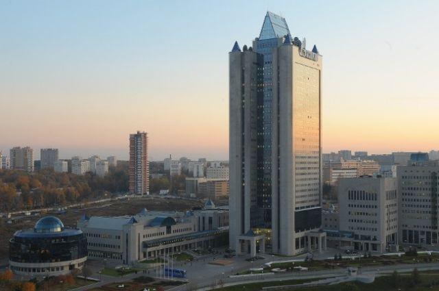 Главный офис «Газпрома»