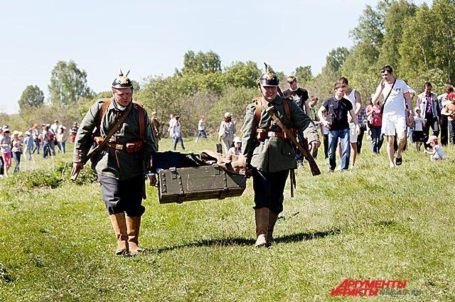 Более 20 тысяч человек посетили фестиваль «Сибирский огонь»