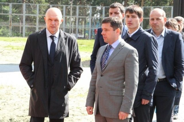 Давыдов уволит начальника спортуправления после окончания расследования