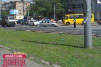 ДТП в Донецке