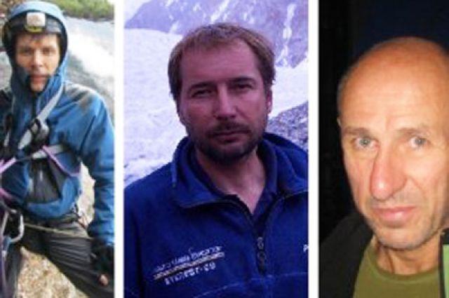 Погибшие в Пакистане альпинисты