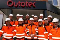 Команда Outotec.