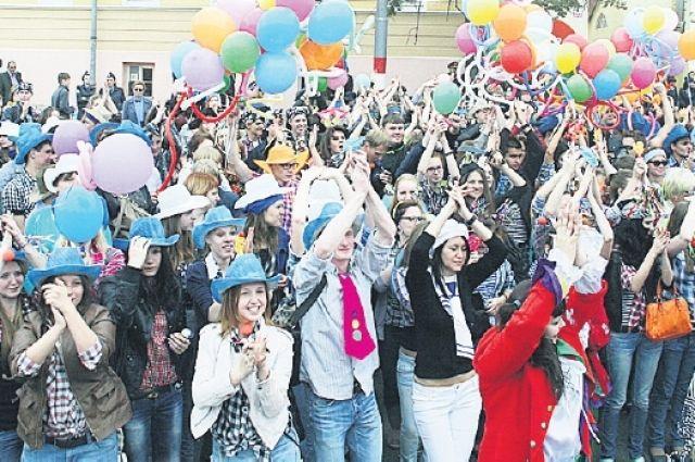 Нижегородцев ждёт яркий праздник