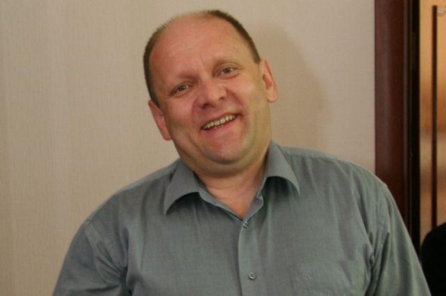 Юрий Серебренников.
