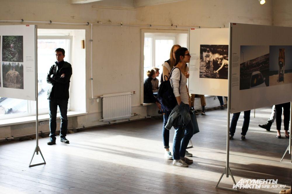 Выставка World Press Photo 2014 будет проходить с 17 июня до 9 июля.