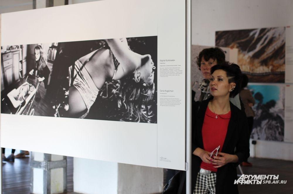Серия работ Карлы Когельман (Голландия) заняла первое место в категории «Портреты».