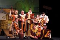 «Апельсиновые сказки» привёз в Кемерово Курганский театр драмы