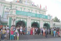 Открытие фестиваля состоялось 16 июня.
