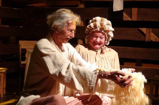 Уже завтра в Свердловской драме представят премьеру по повести Гоголя