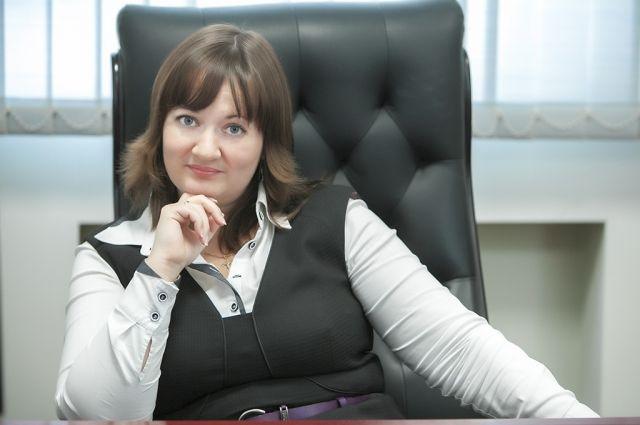 Директор компании «Уралпромлизинг» Надежда Степанова.