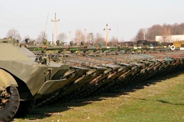 Вооружение украинской армии