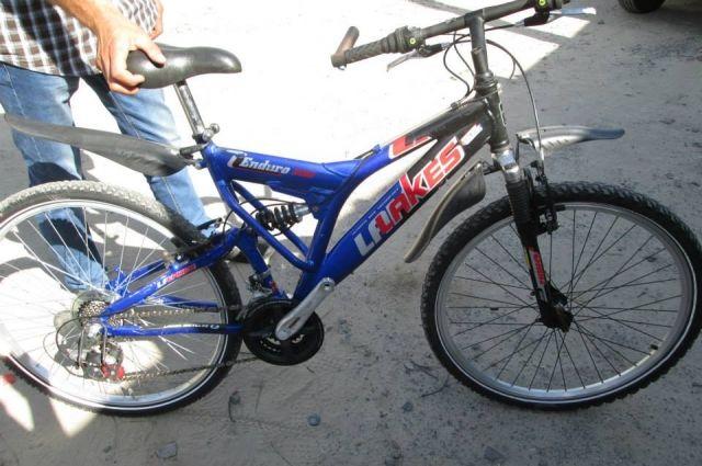 Похищенный велосипед