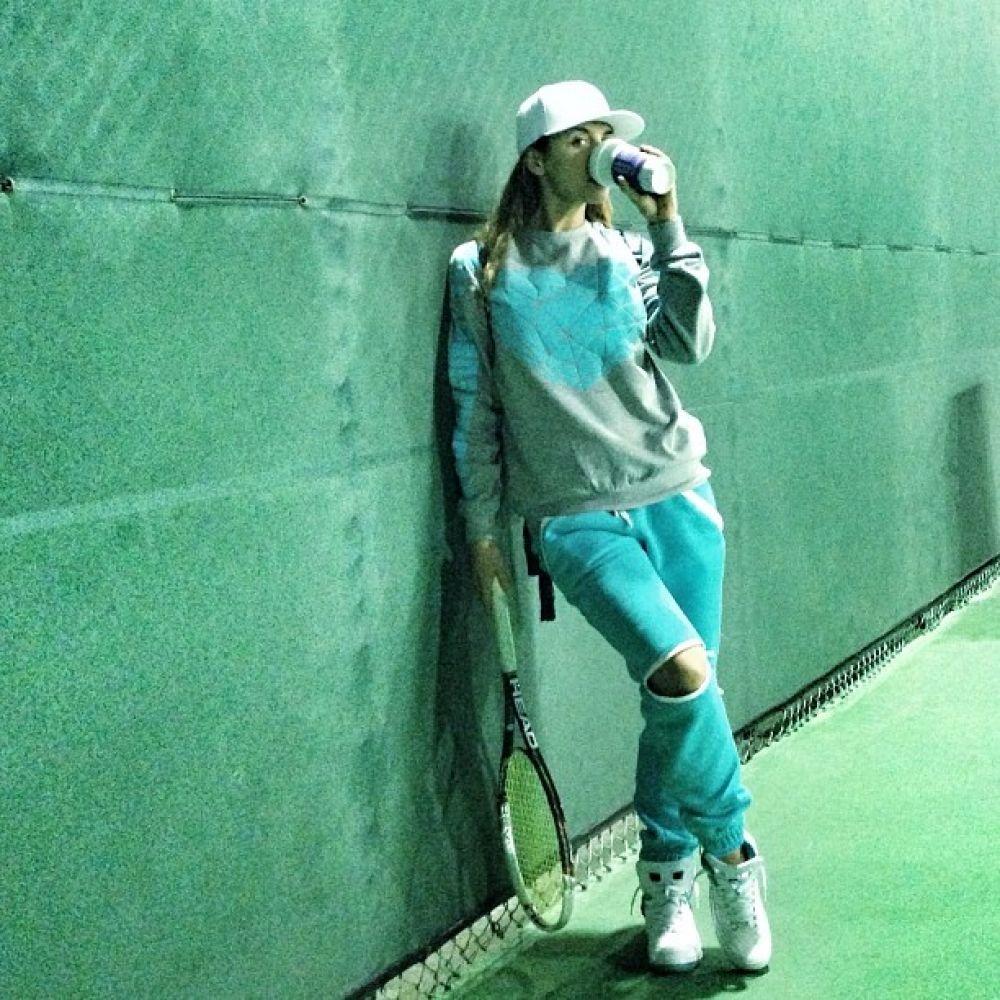 Бывшая солистка «ВИА Гры» любит теннис